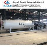 Gas-Schienen-Pflanzentankstelle des Zylinder-50000liters LPG 50cbm