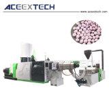 Parafuso único equipamento de Pelotização de reciclagem de filamento