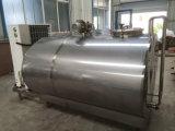 우유 Transpoation 탱크 우유 냉각 탱크 처리되지 않는 우유 탱크