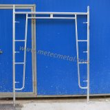 Frame do procedimento para o MERGULHO quente do andaime galvanizado para a construção