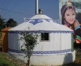 党Yurtの贅沢な屋外テントのモンゴルのYurtのテント