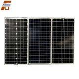 Piscina impermeável a iluminação LED solares 30W 40W 60W 80W 100W com o poste de iluminação