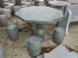 Tabella del granito del giardino e Tabella e banchi grigi del granito Benches/G603