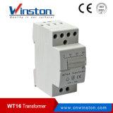 Trasformatore di Yueqing Winston 24V 230V 8va suoneria elettrica (WT16)