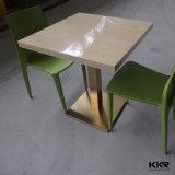 현대 가구 인공적인 돌 거실 커피용 탁자 (T170927)