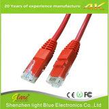 cable de LAN de cobre de 24AWG 100MHz UTP Cat5e