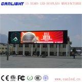 広告のためのP10高い明るさ省エネのフルカラーの屋外の固定LED Dislay