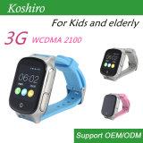 Vigilanza di GPS del Elder con l'inseguimento del tasto 3G WCDMA WiFi libbre GPS di SOS