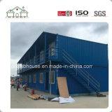 De hete Mobiele Geprefabriceerde Cabines Porta die van de Verkoop het Huis van de Container voor School bouwen