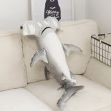 Deformação vicioso brinquedo de tubarões