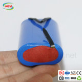 デジタル製品のための1s2p OEM Icr18650 4400mAh 3.7Vのリチウム電池