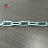 3/8 '' di catena a maglia galvanizzata elettrotipia dell'acciaio dolce