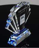 Comercio al por mayor premio de cristal claro con la reputación de alta calidad