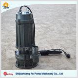 Bomba de água de esgoto submergível centrífuga do aço inoxidável