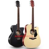 """Disegno 40 di Cuestom di musica di Afanti """" /41 """" di chitarra acustica (AAG-102)"""