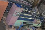 Máquina de corte longitudinal de couro tecido automática