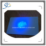 Carte micro de PVC des textes d'impression sans puce
