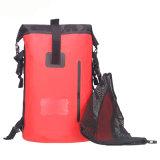 Il sacchetto pieghevole leggero impermeabile dello zaino di sport esterno del commercio all'ingrosso multifunzionale della fabbrica mette in mostra il sacchetto per fare un'escursione