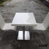 De Kleine Eettafel van het Meubilair van het Restaurant van het Snelle Voedsel van Kkr