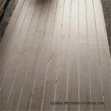 Ranurado de alta calidad comercial de pino la madera contrachapada, ranurado para muebles de madera contrachapada