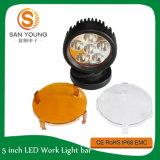 Più nuovo indicatore luminoso del lavoro di 18W LED per i camion fuori strada del veicolo