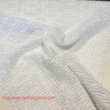 Покрашенная сплетенная хлопко-бумажная ткань полиэфира для одежды платья юбки рубашки