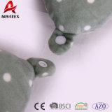 Kundenspezifisches weiches u-Form-Speicher-Schaumgummi-Stutzen-Kissen