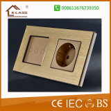 Электронный переключатель касания дистанционного управления дороги силы 1gang 1