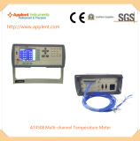 Registador de oito dados do gás das canaletas (AT4508)