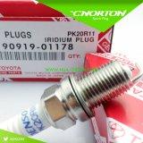 Bougie d'allumage de pouvoir d'iridium 90919 01178 pour Denso Pk20r11