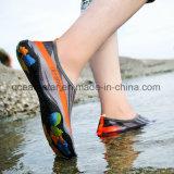 대중적인 작풍 물 물 단화 피부 단화가 맨발 요가 단화 수영에 의하여 구두를 신긴다
