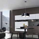 Armadio da cucina resistente dell'acqua del portello dell'armadio da cucina di legno solido di MFC dell'armadio da cucina di disegno moderno