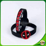 Braccialetto del silicone di marchio personalizzato Wristband di Sillicone per l'evento