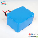 Paquete solar de la batería de litio de las luces de calle 12.8V 15ah 4s3p