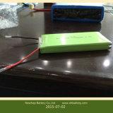Polímero de Iões de Lítio de 7,4 V Bateria 103450 1800mAh para luvas aquecido