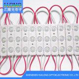 12000k LED SMD2835 Módulo de inyección con lente signo Ad