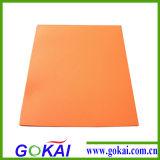 лист PVC 0.1mm-6mm твердый для пакетов с различным размером