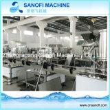 Abgefülltes Mineralwasser-/Trinkwasser-Waschmaschine beenden
