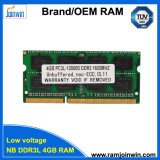 De RAM van China SODIMM van de fabriek 4GB 1600 DDR3
