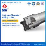 Qualitäts-indexierbares quadratisches Schulter-Prägescherblock-Hilfsmittel