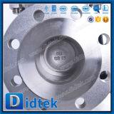 Valvola a saracinesca aumentante di Wcb del gambo della prova di Didtek 100% per la centrale elettrica