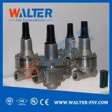 El mantenimiento de la válvula de alivio de presión
