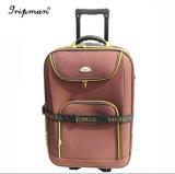 Valigia molle di affari del sacchetto della cinghia di corsa dei bagagli del carrello del tessuto dell'OEM