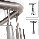 Stainless Staircase Stairs Baluster Handrail Support S Handrail Bracket Fittings