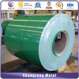 La norme ASTM A653 en acier revêtu de couleur de la bobine (CZ-P18)