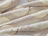 工場価格の習慣によって印刷される珊瑚の羊毛毛布