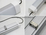 30W 40W LED de aluminio de 50W luz Tri-Proof Garage Pathway