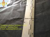 """72 da """" dobradiça do piano da ferragem da ferragem SS304 mobília"""