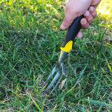 Der 7 Stück-Garten-Hilfsmittel-Set umfaßt 6 Hilfsmittel mit Hochleistungsc$werfen-aluminium Köpfen u. ergonomische Griffe und 1 GartenTote