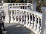Tagliatrice di pietra automatica del tornio per il delineamento/colonna di marmo granito dell'inferriata/